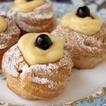 Zeppole di San Giuseppe (St. Joseph's Day Traditional Italian Pastries)
