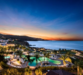 Terranea Resort–a Luxurious Escape for Locals and Tourists Alike (Including a Fantastic Garlic Edamame Recipe!)