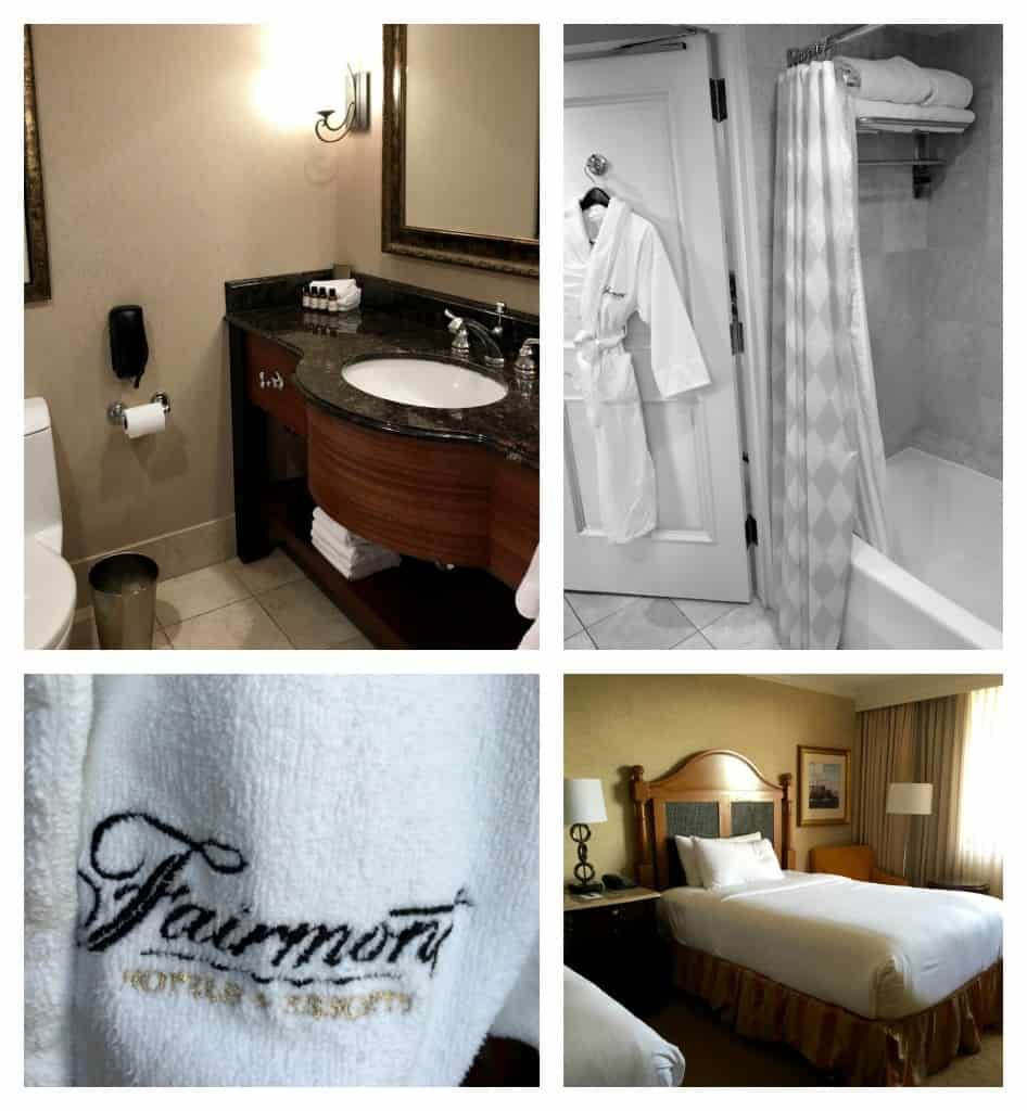 Fairmont Newport Beach room
