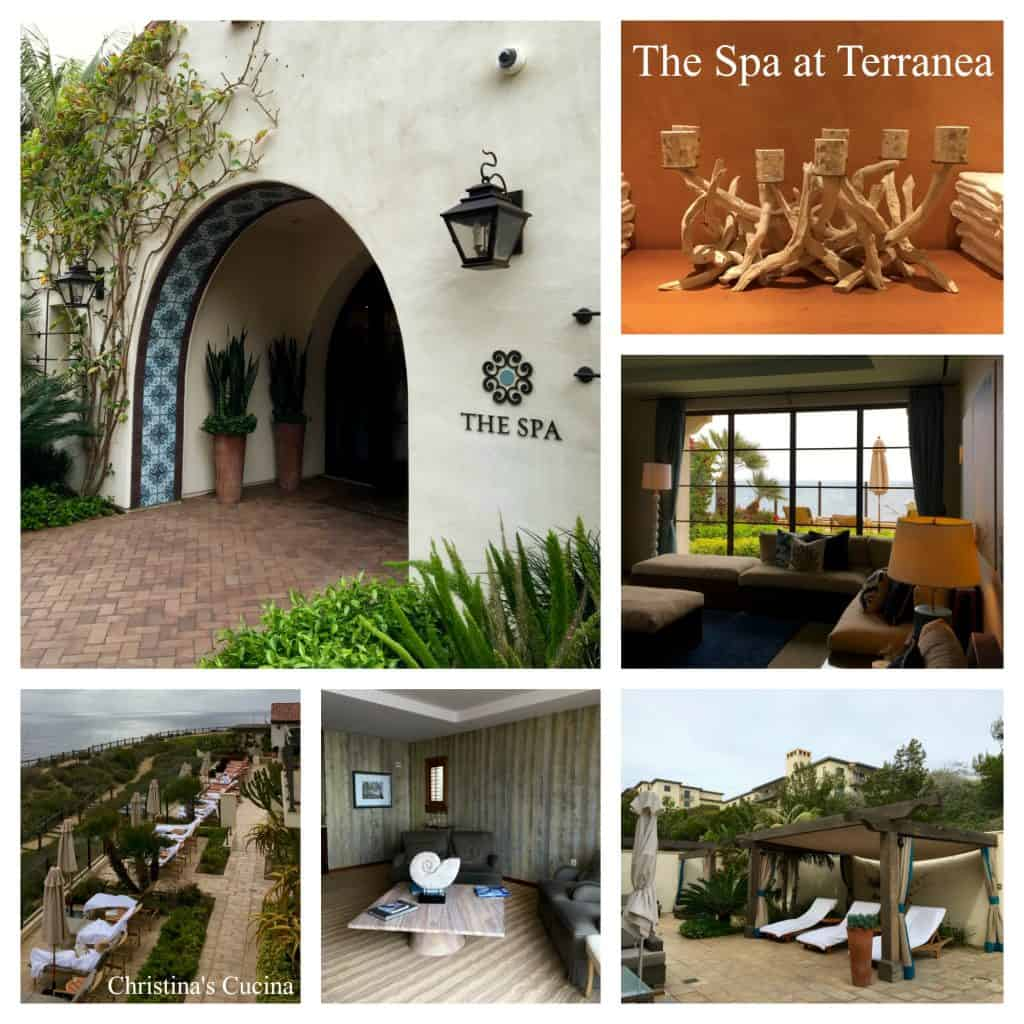 the spa at terranea