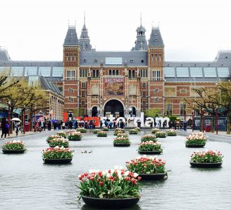 Visiting Amsterdam Over King's Day (when the city shuts down to party)!
