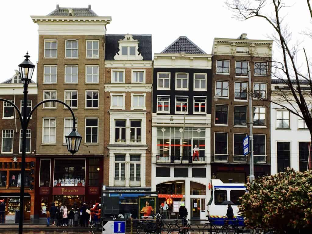 Amsterdam, buildings