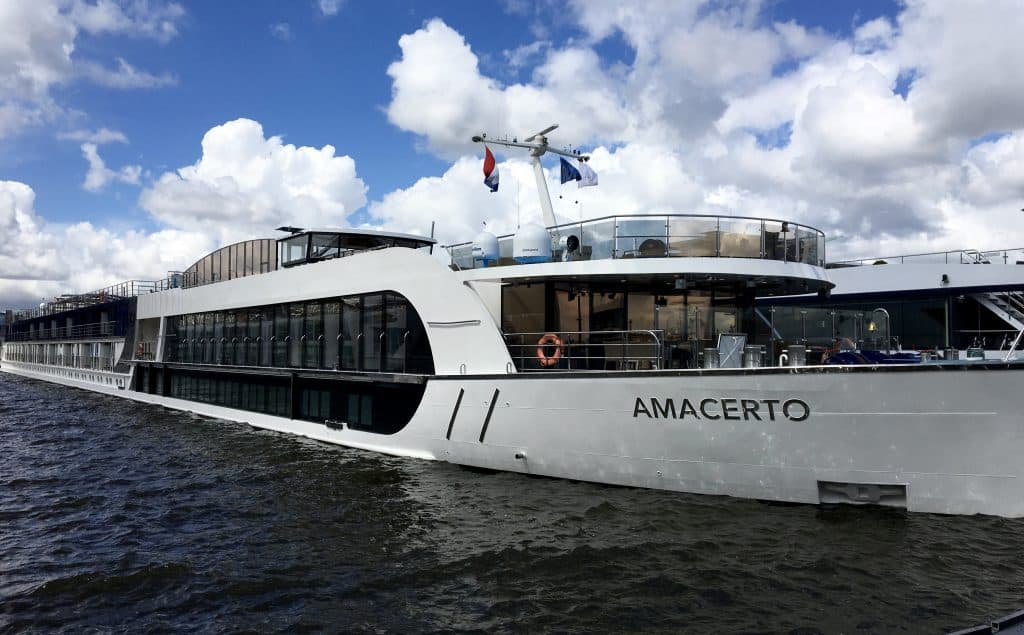 Amawaterways, Amacerto, river cruise ship