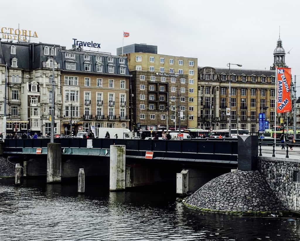 Travelex, Amsterdam