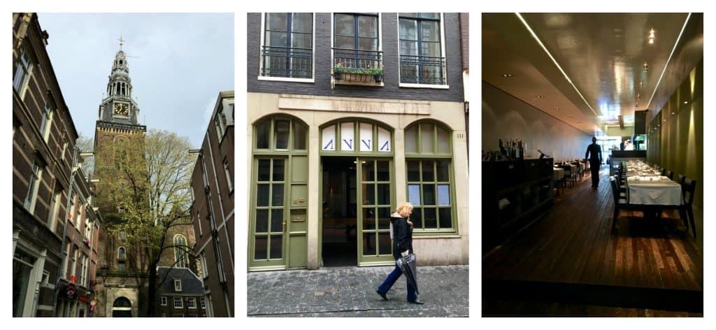 restaurant anna in amsterdam