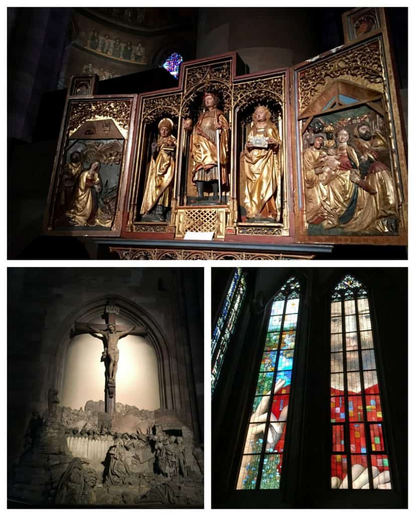 Art in the Strasbourg Cathedral