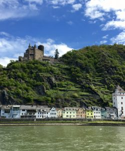 St. Goar, Rhine cruise, Amawaterways