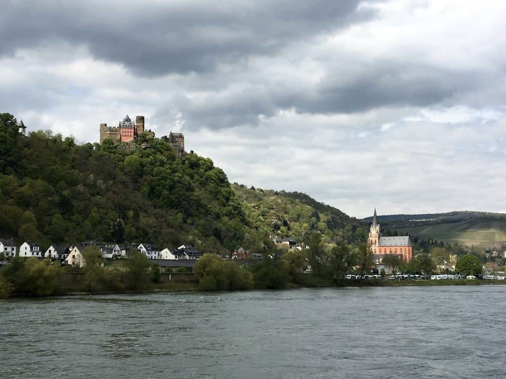 Oberwesel, Germany on the AmaWaterways Enchanting Rhine River cruise