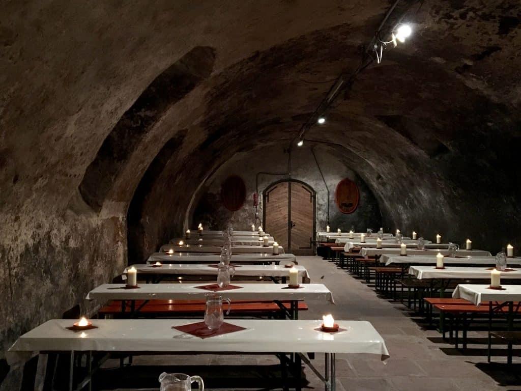 Wine Cellar in Rüdesheim
