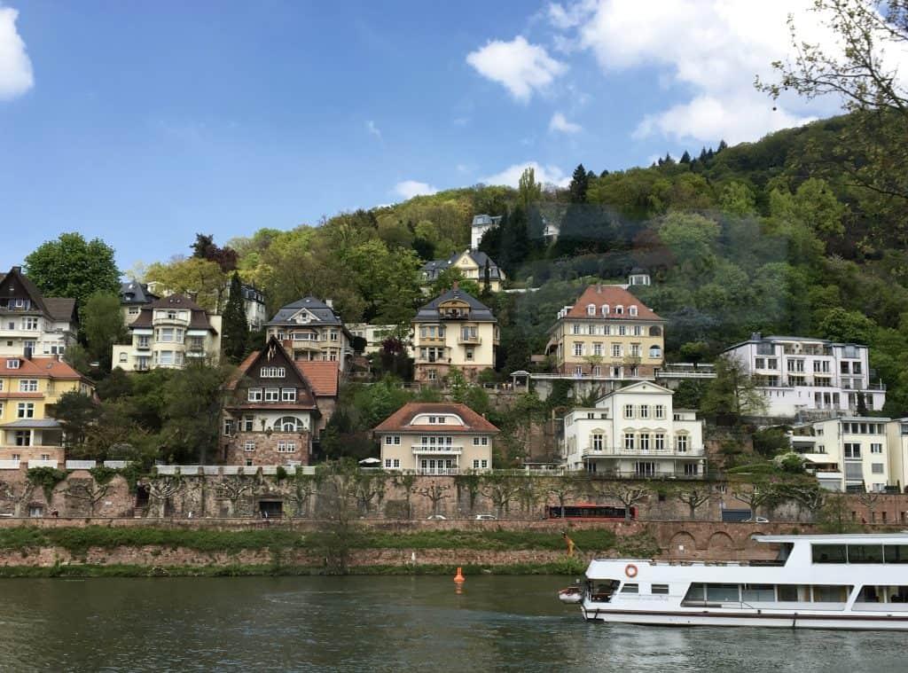 Heidelberg houses