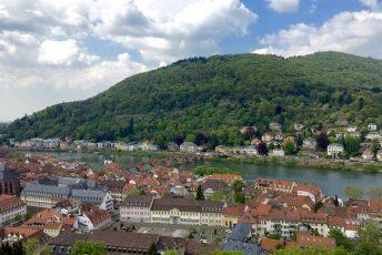 AmaWaterways Enchanting Rhine River Cruise: Day 5 – Heidelberg, Germany