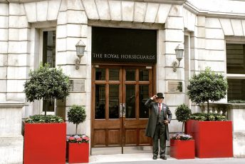 A Right Royal Afternoon Tea at the Luxurious Royal Horseguards Hotel in London