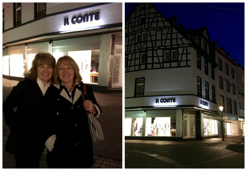 Il Conte store in Koblenz
