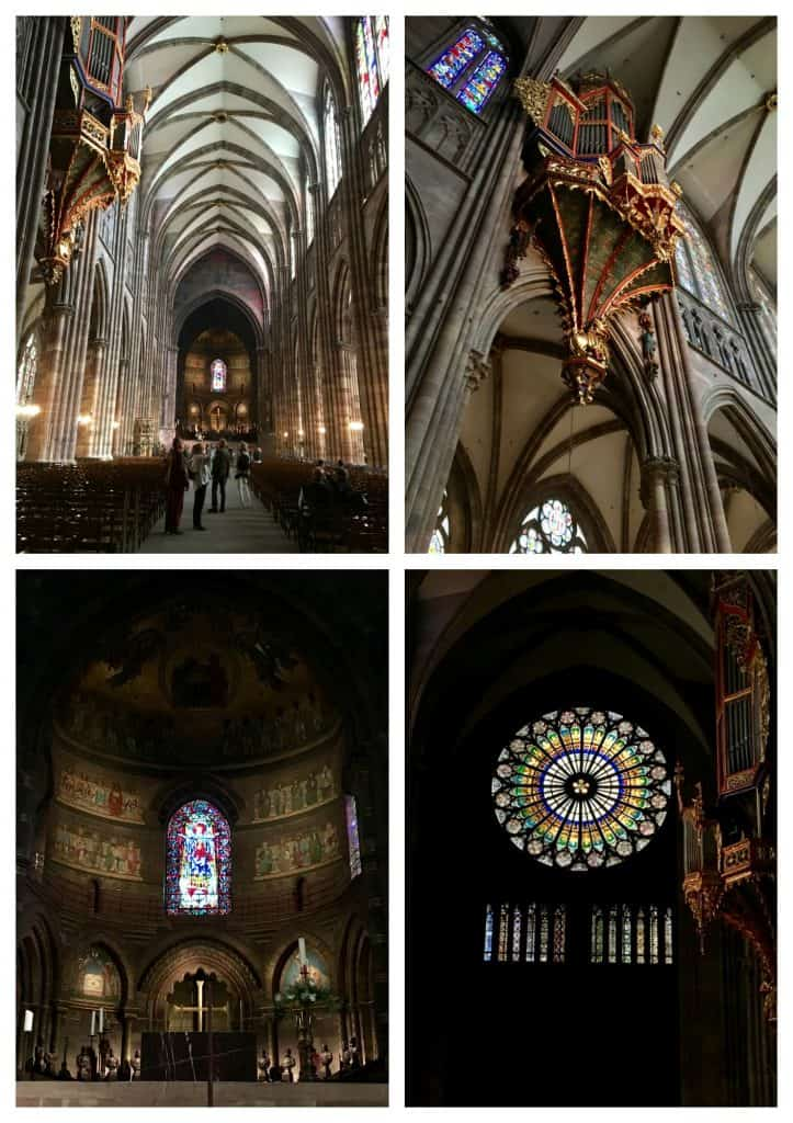 Strasbourg Cathedral interior