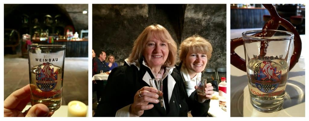 Wine Tasting in Rüdesheim with AmaWaterways