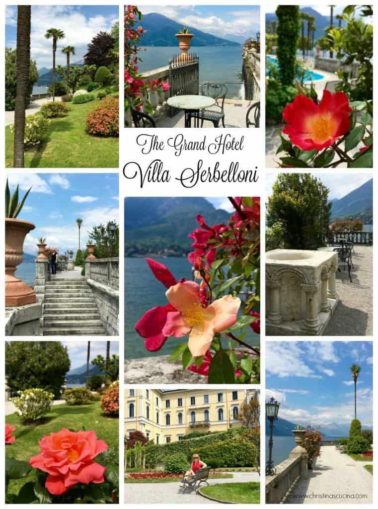 Gardens at the Grand Hotel Villa Serbelloni
