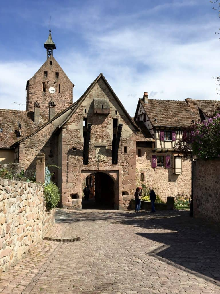 Riquewihr, France with AmaWaterways River Cruises
