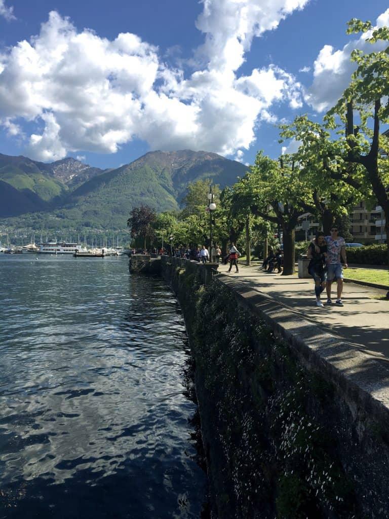 Lake Maggiore, Locarno