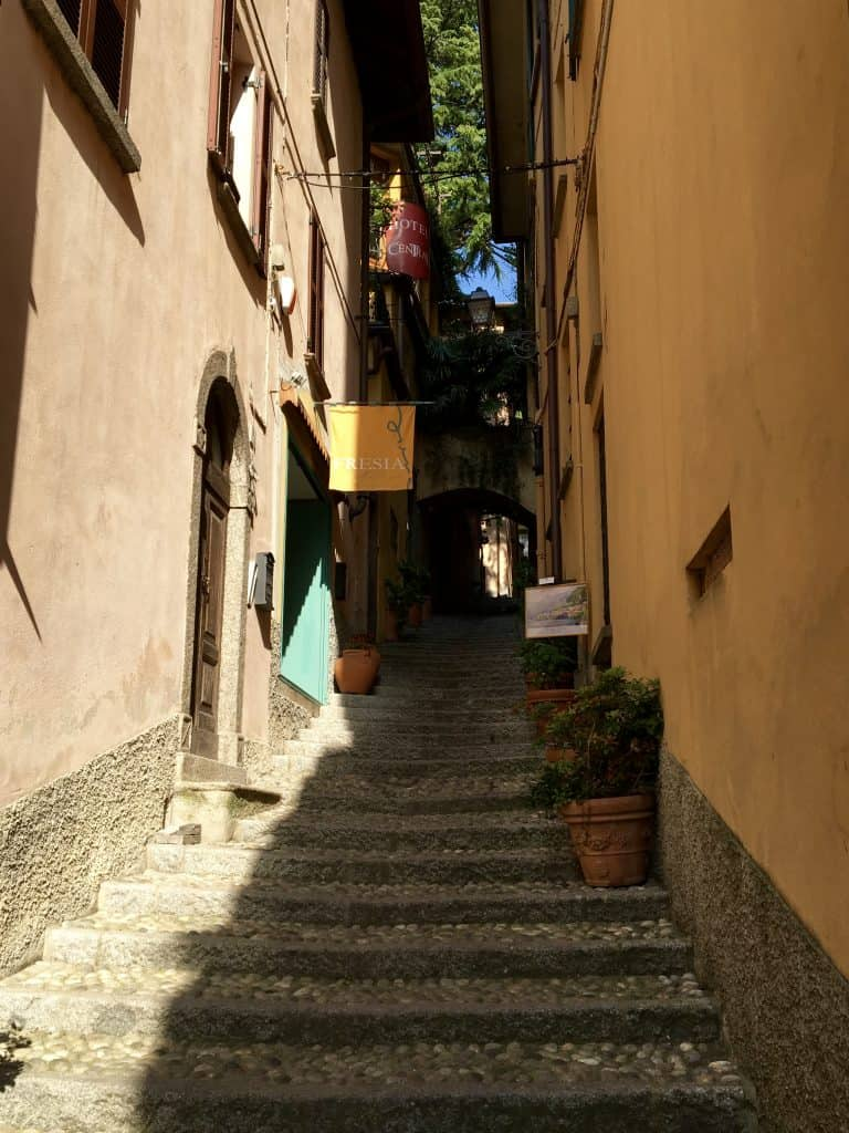 Passageway in Bellagio