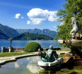 Driving From Switzerland to the Italian Lakes: Maggiore, Lugano and Como