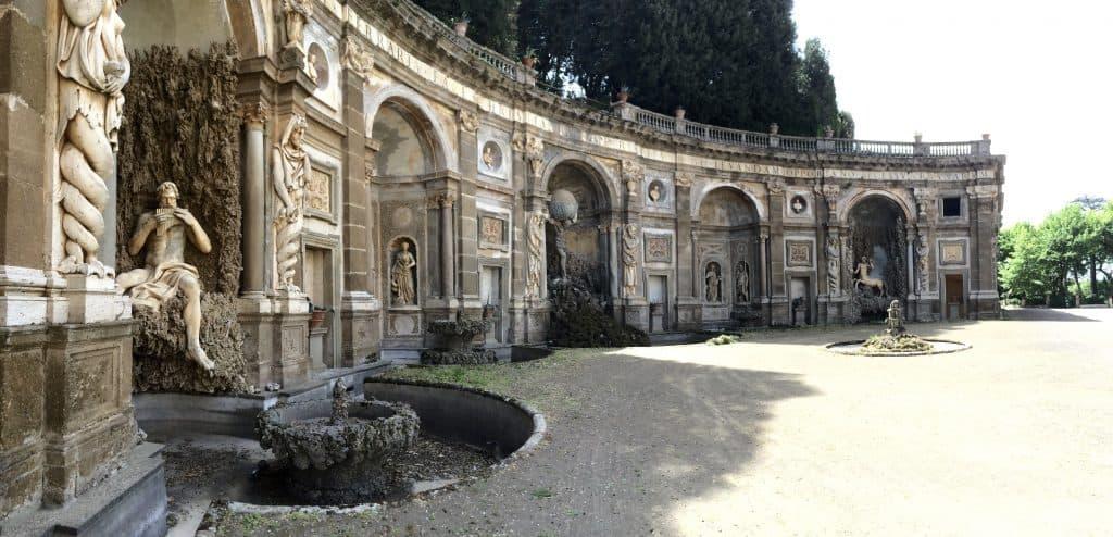 Villa Aldobrandini in Frascati