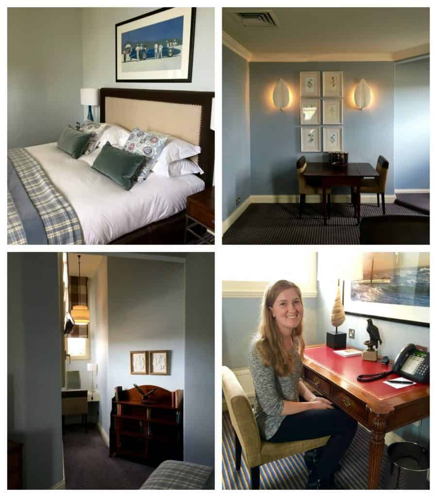 JK Rowling Suite at the Balmoral in Edinburgh