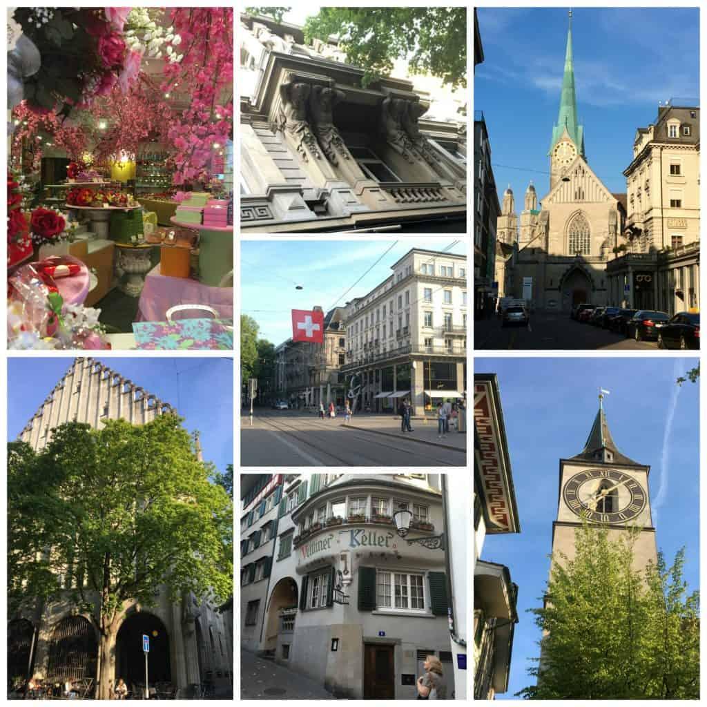 Sights of Zurich