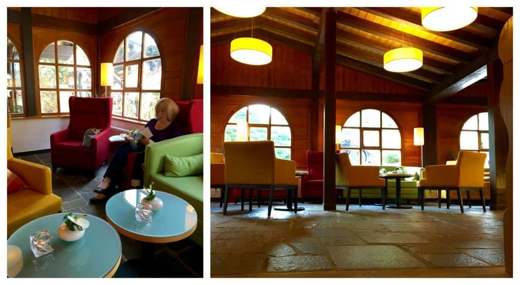 Hotel Alemannenhof lobby