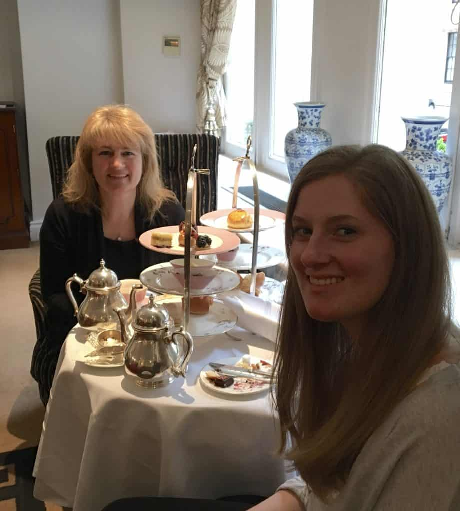 Afternoon Tea Royal Horseguards Hotel in London