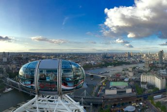 5 Reasons to Visit the Coca-Cola London Eye