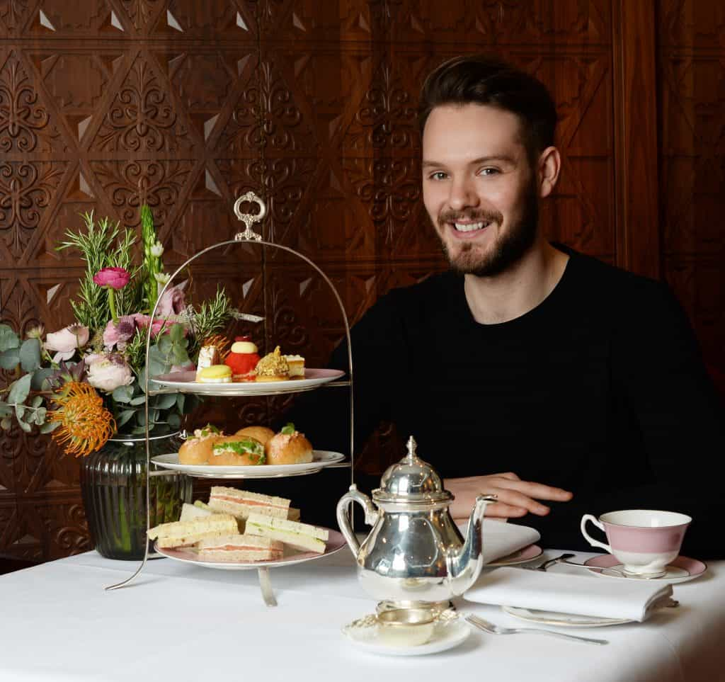 John Whaits's Right Royal Afternoon Tea at The Royal Horseguards Hotel in London