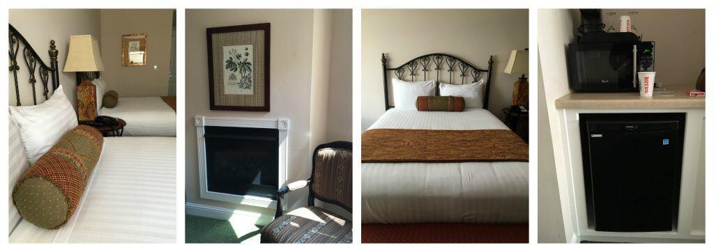 historic Monterey Hotel features