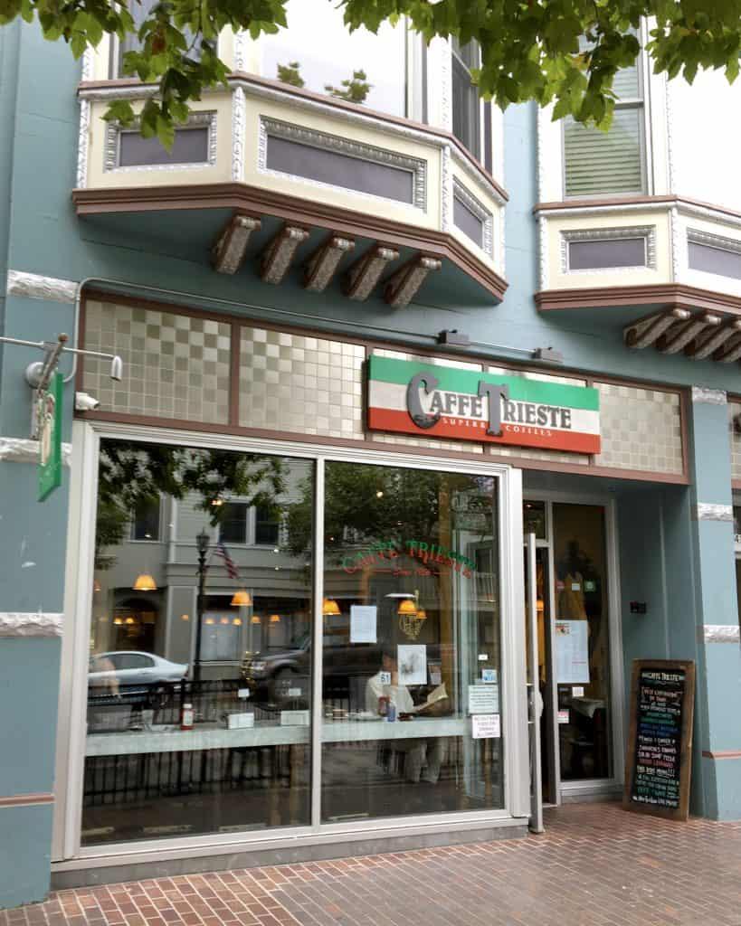 Caffe Trieste, Monterey