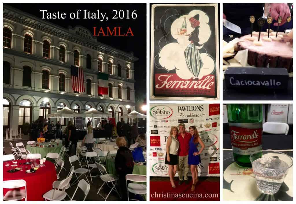 Taste of Italy, 2016 IAMofLA