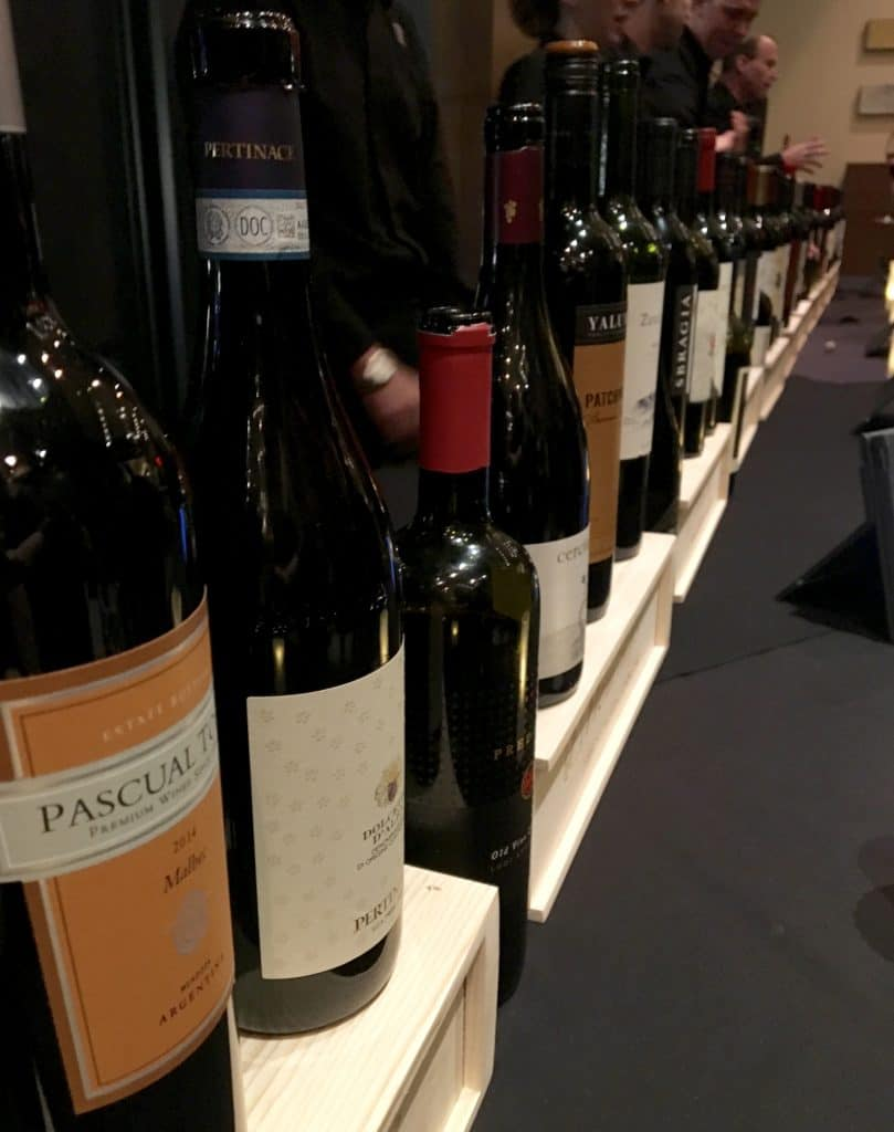 100 Wines by the Glass at Fleming's Prime Steakhouse and Wine Bar in Pasadena