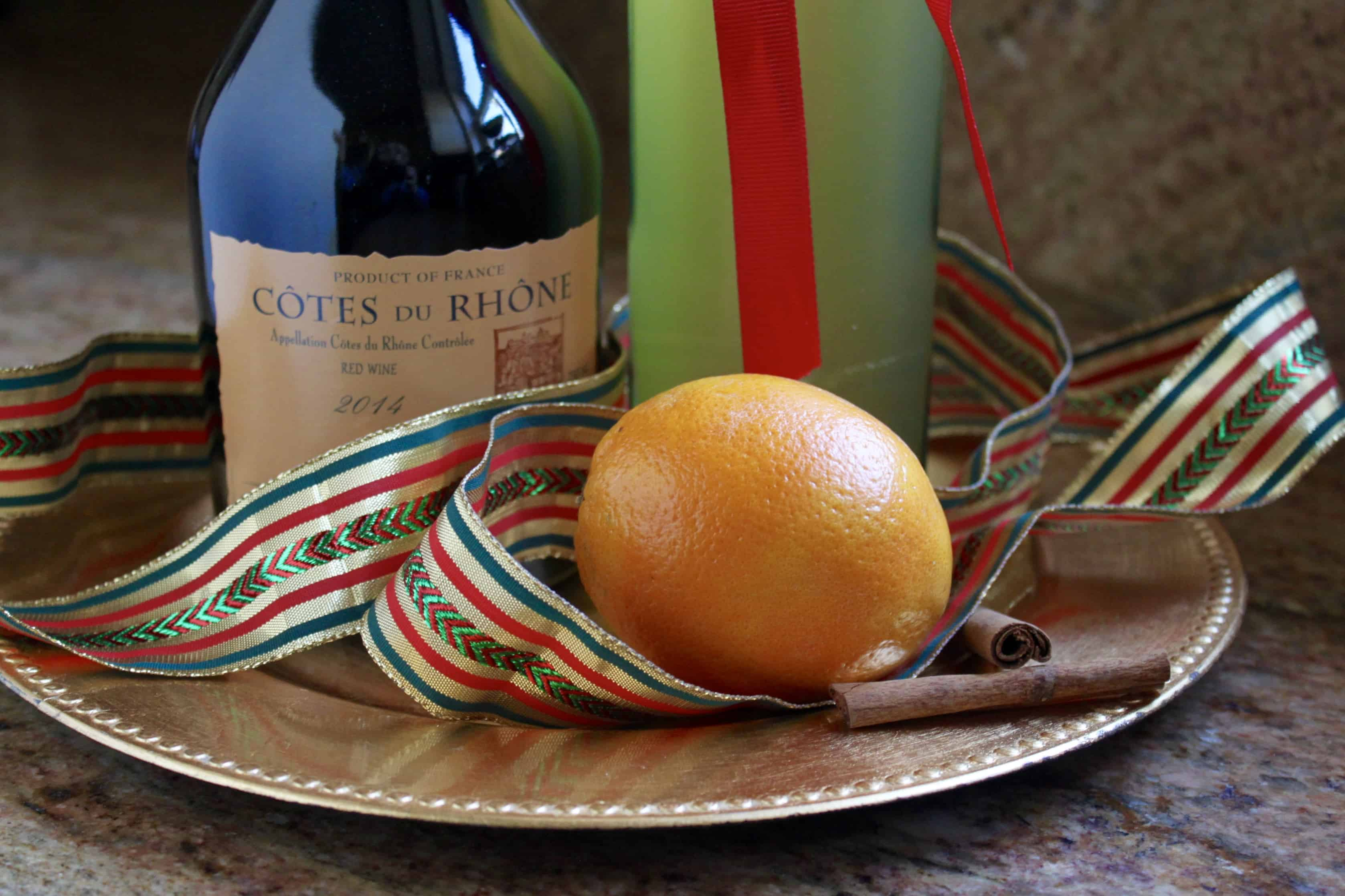 Mulled wine syrup perfect for gift giving and mulled cider too christina 39 s cucina - Make perfect mulled wine ...