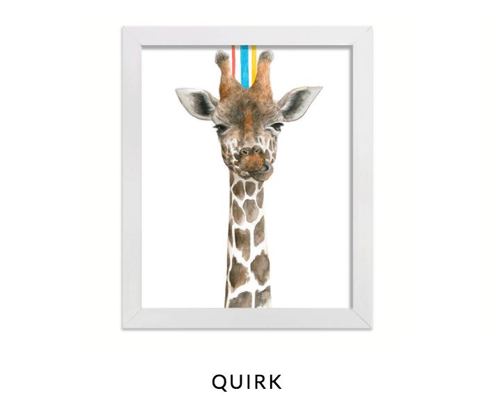 Lauren Suh giraffe