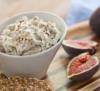 Trader Joe's Copycat Blue Cheese Roasted Pecan Dip Recipe