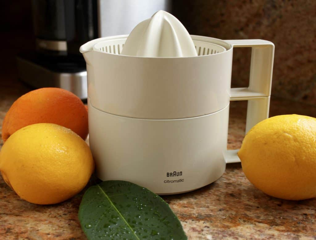 26 year old Braun citrus juicer