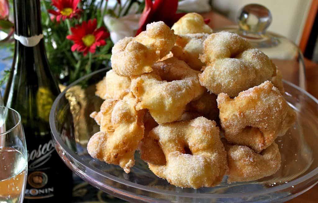 Frittelle: Italian Christmas Eve Doughnuts