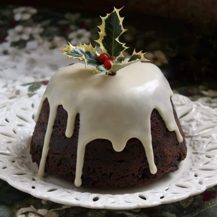 British Christmas Pudding recipe traditional