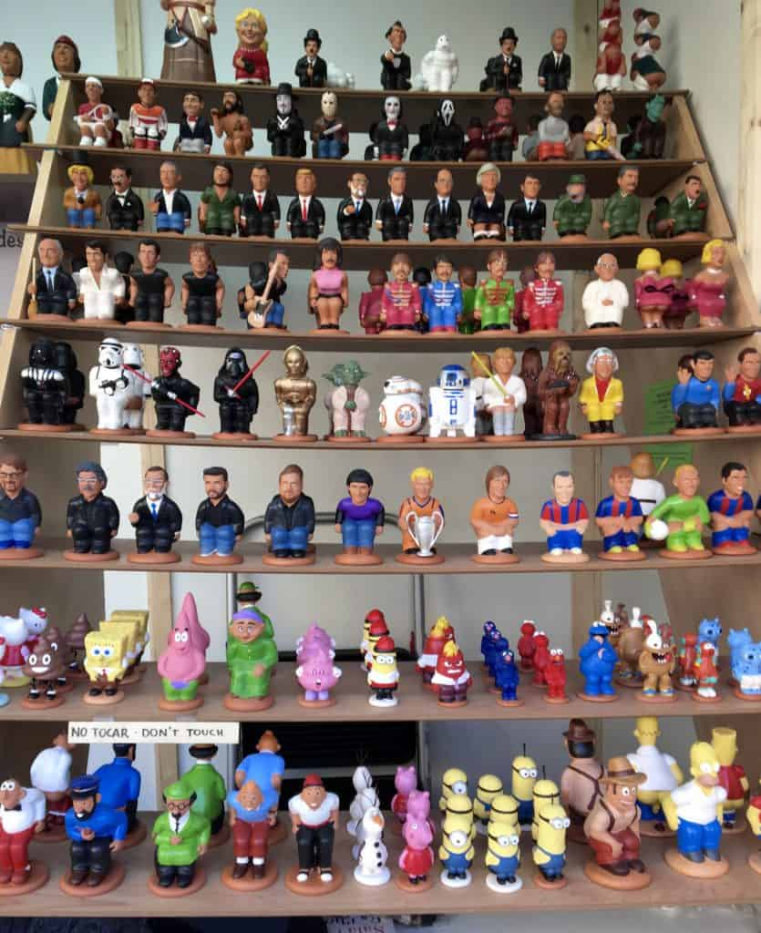 caganer display