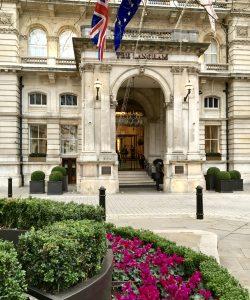 The Langham Hotel, London (Christina's Cucina)