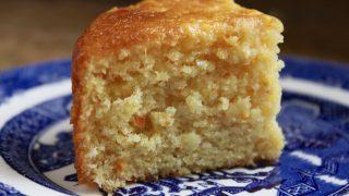 Sicilian Whole Orange Cake