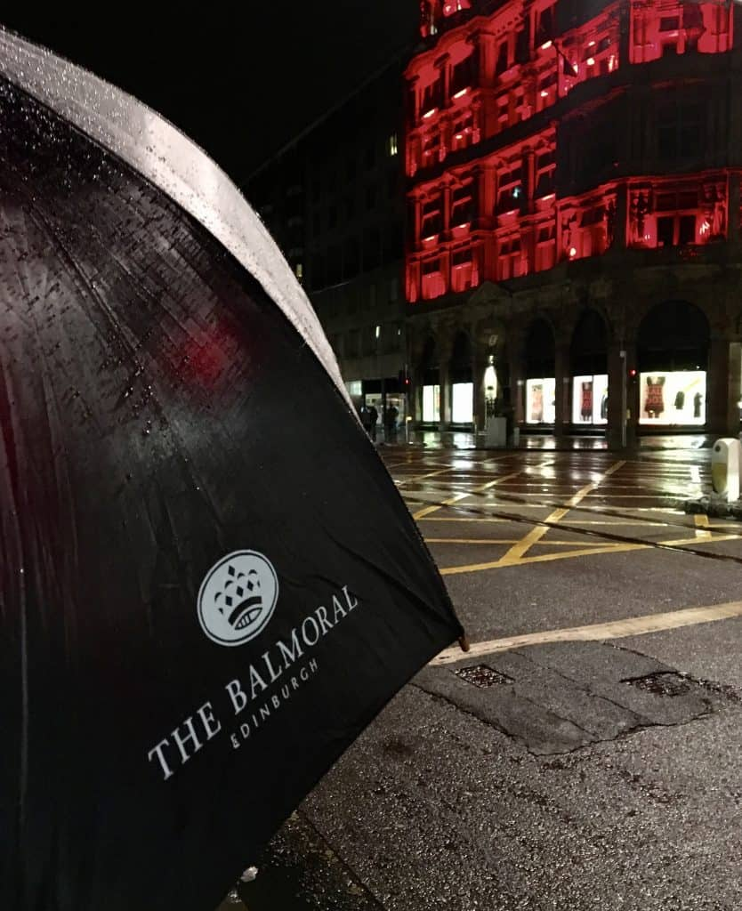 The Balmoral Umbrella!