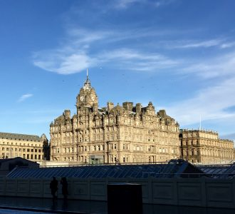 The Rocco Forte Spa at The Balmoral in Edinburgh: a Respite from Reality