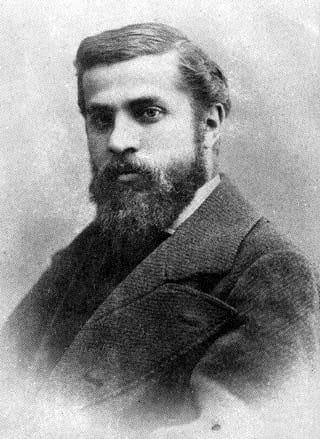 photo of Antoni Gaudí
