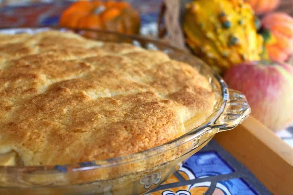 Eve's Pudding Christina's Cucina
