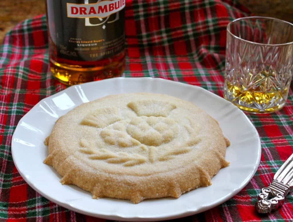 Authentic Scottish Shortbread using good baking products