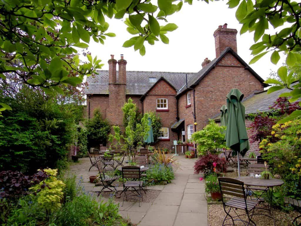 Gardener's Cottage at Tatton Park, UK